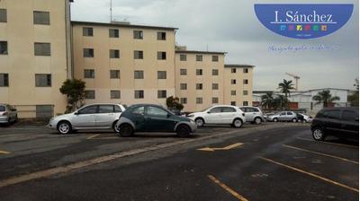 Apartamento Para Venda Em Itaquaquecetuba, Cuiabá, 2 Dormitórios, 1 Banheiro, 1 Vaga - 180809a