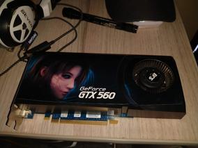Geforce Gtx 560 1gb Gddr5 256bits - Dvi/mini Hdmi - Ecs