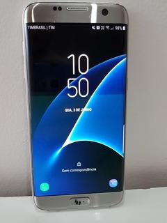 Samsung Galaxy S7 Edge 32gb(defeito- Tela Piscando Em Baixo)