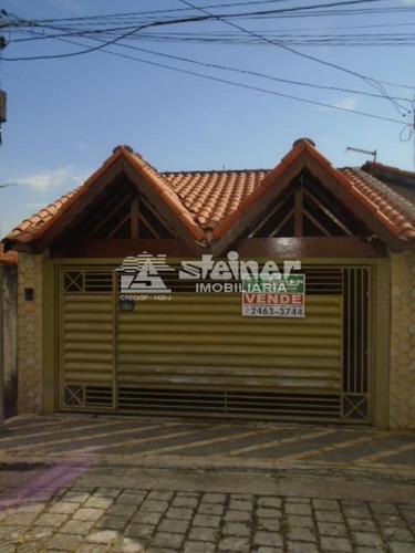 Imagem 1 de 21 de Venda Casa 3 Dormitórios Parque Santo Antônio Guarulhos R$ 640.000,00 - 37356v
