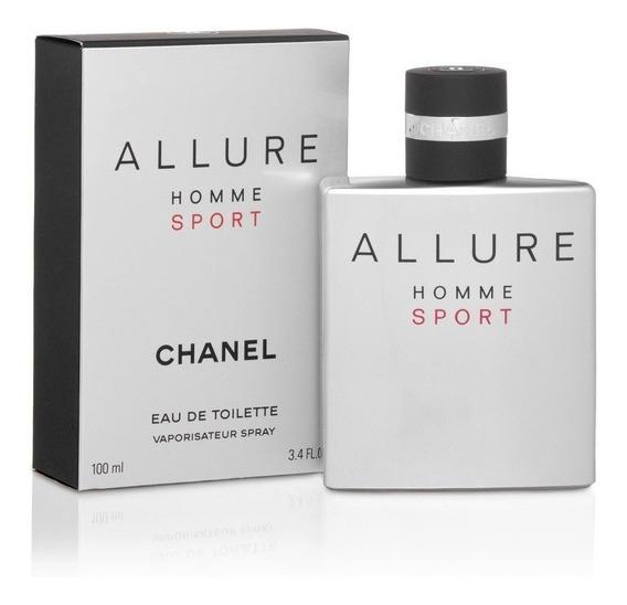 Perfume Allure Homme Sport 100 Ml | Original