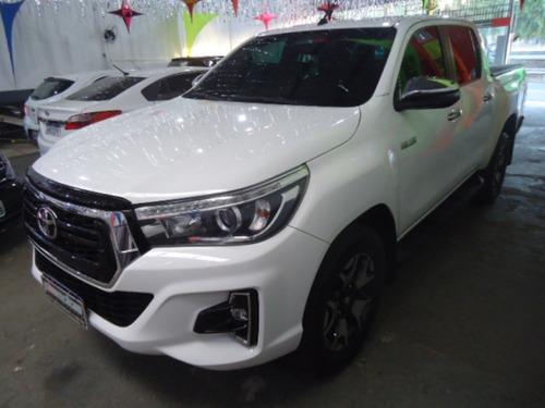 Imagem 1 de 9 de Toyota Hilux Caminhonete 2.8 Srx 4x4 Diesel Automatico 2019