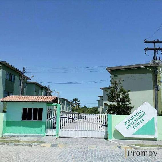 Apartamento Residencial À Venda, Centro, São Cristóvão. - Ap0217
