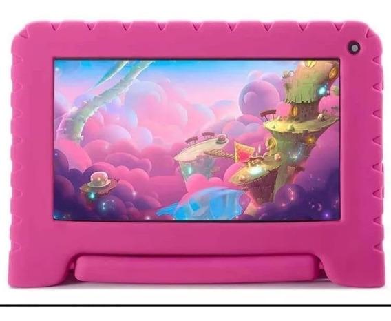 Tablet Infantil Mirage 45t Kid Pad 16gb 7pol. Rosa - 2016