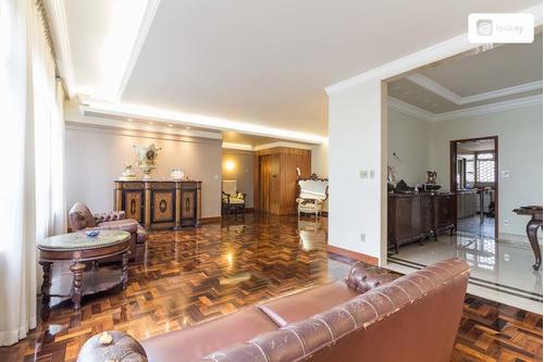 Aluguel De Apartamento Com 320m² E 5 Quartos  - 12551