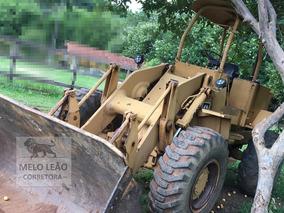 Pá Carregadeira Caterpillar 930r - Ano 1986 - Toda Arrumada