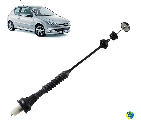 Cabo Embreagem Peugeot 206 1.4 1.6 2150ec - Regul Automática