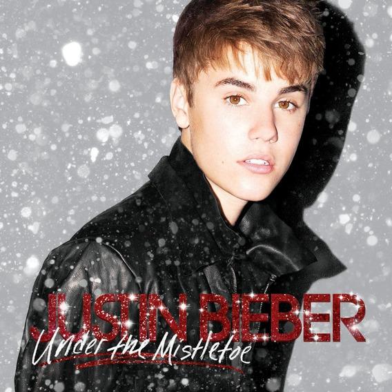 Justin Bieber - Under The Mistletoe - Cd Original