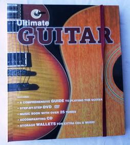 Music Set: Ultimate Guitar - Nick Freeth 2 Books + Cd + Dvd