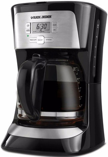 Cafetera Black&decker Cm2021 Programable