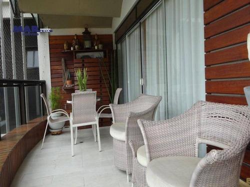 Imagem 1 de 27 de Apartamento Residencial À Venda, Vila Luis Antônio, Guarujá - . - Ap7841