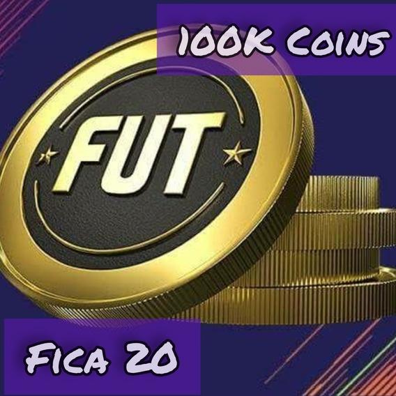 100k Coins - Fifa 20 - Xbox One