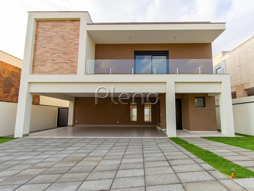Casa À Venda Em Alphaville Dom Pedro 2 - Ca026270