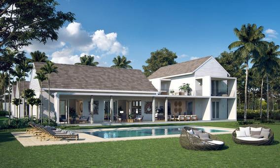 Exclusiva Villa De 5 Dorm. Vista Al Lago. Casa De Campo