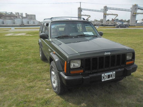 Jeep Cherokee Sport 4.0 Gnc 4x4 Muy Buena