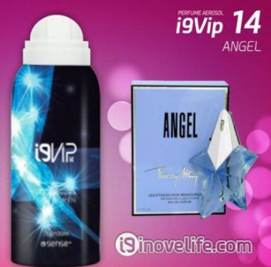 Perfume Angel Thierry Mugler 14.
