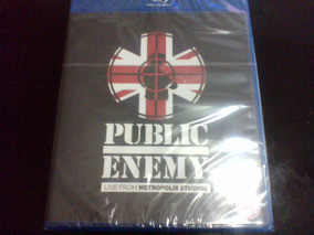 Public Enemy - Live From Metropolis Studios [blu-ray]