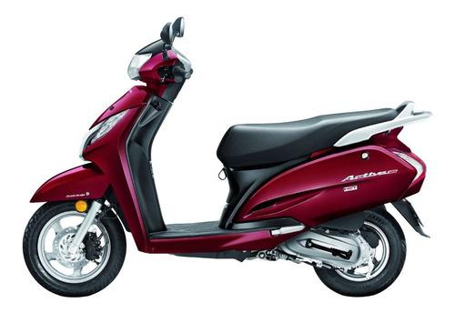 Scooter Honda Activa 125 100% Financiada