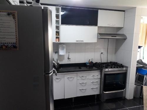 Imagem 1 de 10 de Apartamento 2 Quartos Osasco - Sp - Bandeiras - 0643