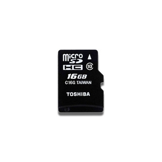 Memoria Toshiba Sd 16gb Sdhc I Clase 10