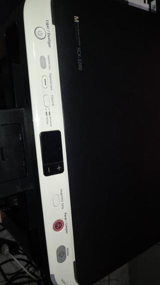 Samsung Scx3200 Com Toner Novo