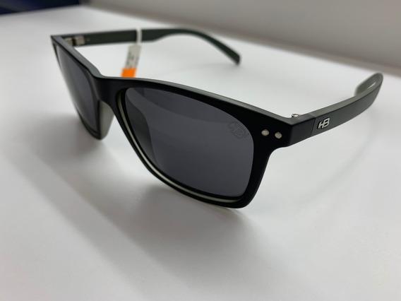 Oculos Solar Hb Nevermind 90105 635 Preto/verde