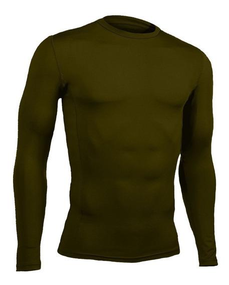 Buso Deportivo Buzo Compresion Camiseta Hombre -solo Talla S