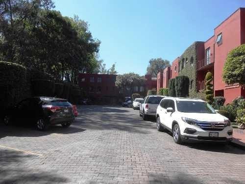 San Jerónimo Lídice.- Vendo Casa En Condominio Cerca Perifer