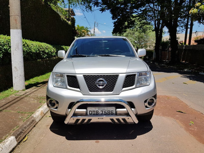 Nissan Frontier 2.5 S 4x4 Cd Turbo Eletronic Diesel 4p
