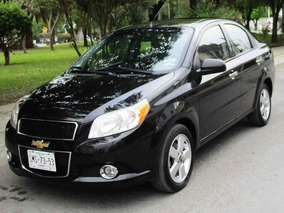 Chevrolet Aveo 1.6 C 5vel Ee Mt