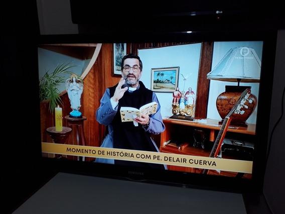Tv Sansung 40 Polegadas Lcd 3 Hdmi1 UsbLeitor De Cartão