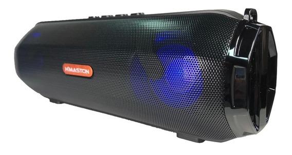 Caixa Bluetooth B28s Hmaston Bass Cel Usb Fm Aux Fret Grátis