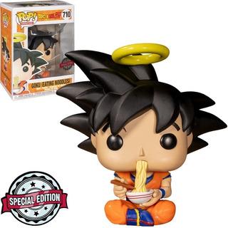 Funko Pop! Dragon Ball Z Goku Eating Noodles Exclusive 710
