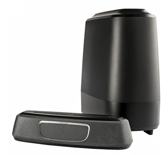 Caixa De Som Acústica Polk Audio Magnifi Mini Dolby Digital