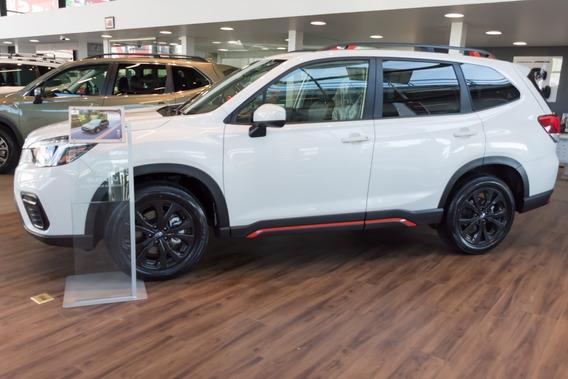 Subaru Forester Sport 2.5l 2020 Cvt