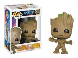 Groot Guardianes Galaxia Funko Pop Originales Collectoys