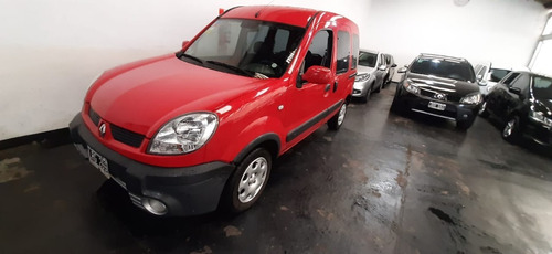 Renault Kangoo Authentique Plus 2012 46000km (fl)