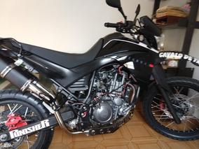 Yamaha Xt 660 13/14 Preta