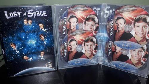 Imagem 1 de 4 de Dvds Perdidos No Espaço - Série Completa Dublada ( 23 Dvds )