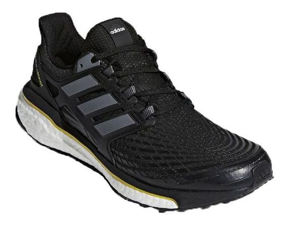 Tênis adidas Energy Boost M -masculino - Preto/amarelo