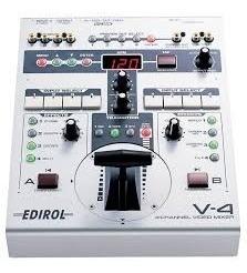 Vídeo Mixer Roland V4 4 Chanel Video Mix - Frete Gratis