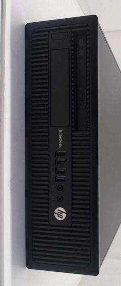 Cpu Hp Pro 600 G1 Core I5 4590 3.30ghz 4gb 500gb 4ª Geração