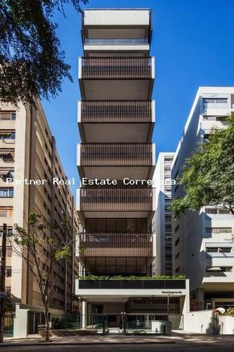 Cobertura Para Venda Em São Paulo, Higienopolis, 3 Dormitórios, 3 Suítes, 5 Banheiros, 5 Vagas - 1850d_2-447892