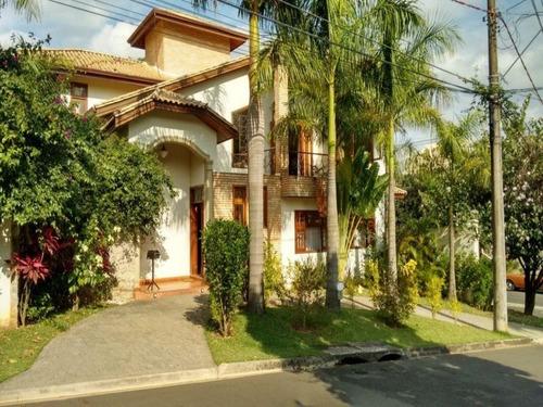 Sobrado Com 5 Dormitórios À Venda, 426 M² Por R$ 2.310.000,00 - Condomínio Granja Olga Ii - Sorocaba/sp - So0020 - 67639702