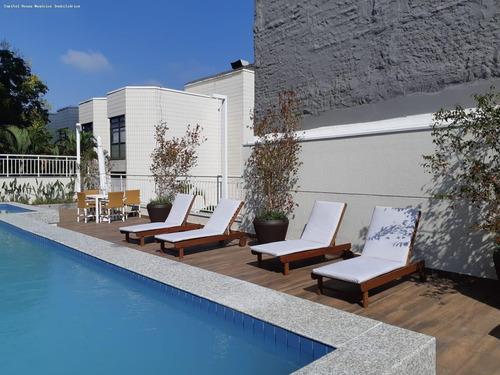 Apartamento Para Venda Em São Paulo, Vila Clementino, 2 Dormitórios, 1 Banheiro, 1 Vaga - Cap3253_1-1453734