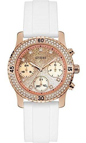 Adivina Relojes Reloj De Pulsera Para Mujer Color Dorado