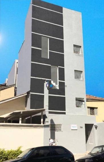 Studio Com 1 Dormitório Para Alugar, 20 M² Por R$ 740/mês - Chácara Seis De Outubro - São Paulo/sp - St0085