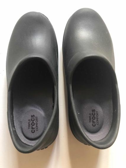 Crocs Womens Neria Pro Clogs Tamanho W8 (37)