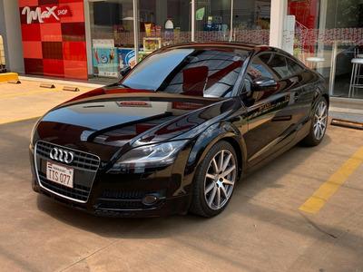 Audi Tt Titulo De Prestigio