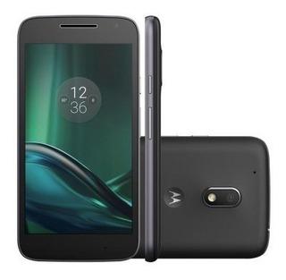 Motorola Moto G4 Play Xt1600 16gb Dual 4g 8mp Tela 5 Vitrine